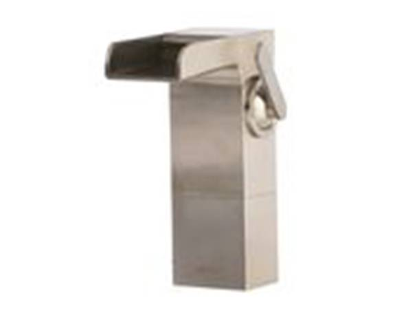 artos vessel brushed nickel - Artos Kascade contemporary  Waterfall Faucet, Semi