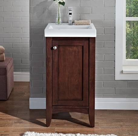 "18"" Fairmont Designs Shaker Americana Vanity/Sink Combo ..."