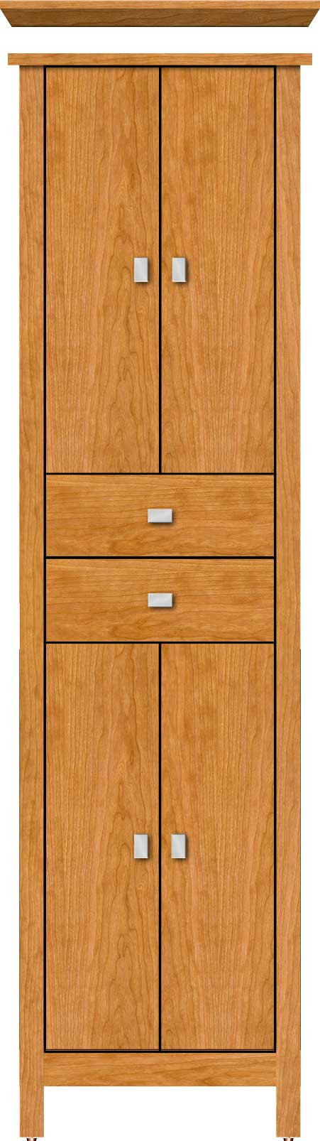 alkilinenslab - Strasser Woodenworks Alki Linen Tower, 4 Door Styles, 15 Finishes