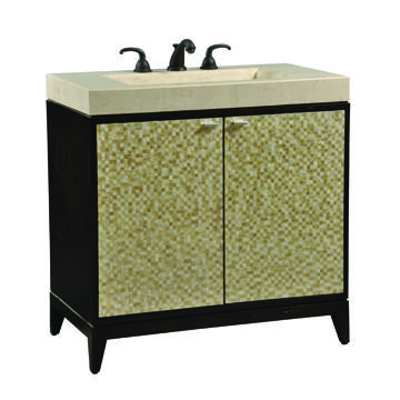 """02261 110 300 pfrl - 36"""" Ambella Home Luster Sink Chest"""