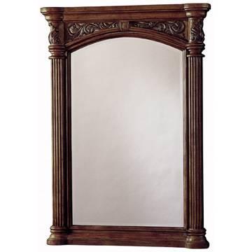 Provincial Single Mirror - Dark