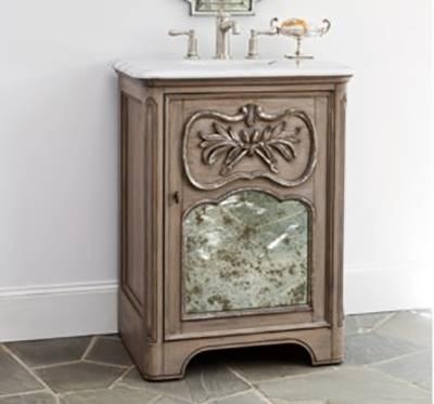 "08989110101 1 - 27"" Ambella Home Laurel Petite Sink Chest"