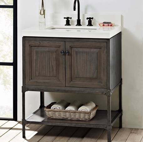 "140130 - 30"" Fairmont Designs Toledo Vanity"