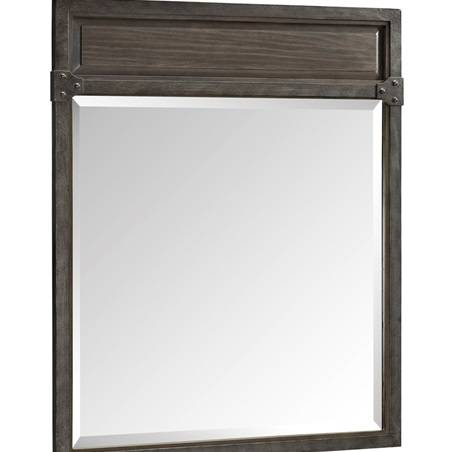 "1401m28 - 36"" Fairmont Designs Toledo Open Shelf Vanity"