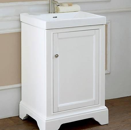 """1502V2118 1 - 21"""" Fairmont Designs Framingham Vanity/Sink Combo"""