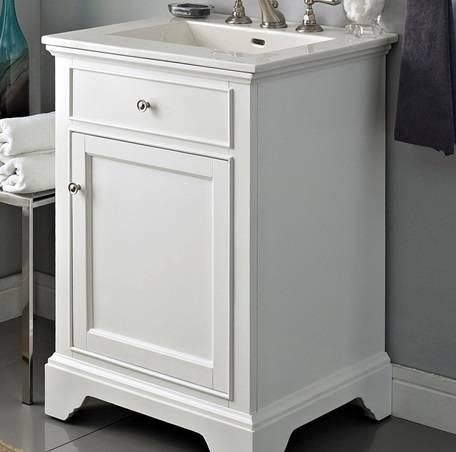 """1502V24 - 24"""" Fairmont Designs Framingham Vanity"""