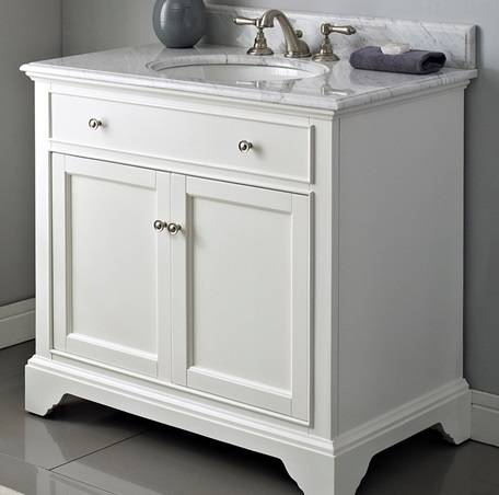 """1502V36 - 36"""" Fairmont Designs Framingham Vanity"""