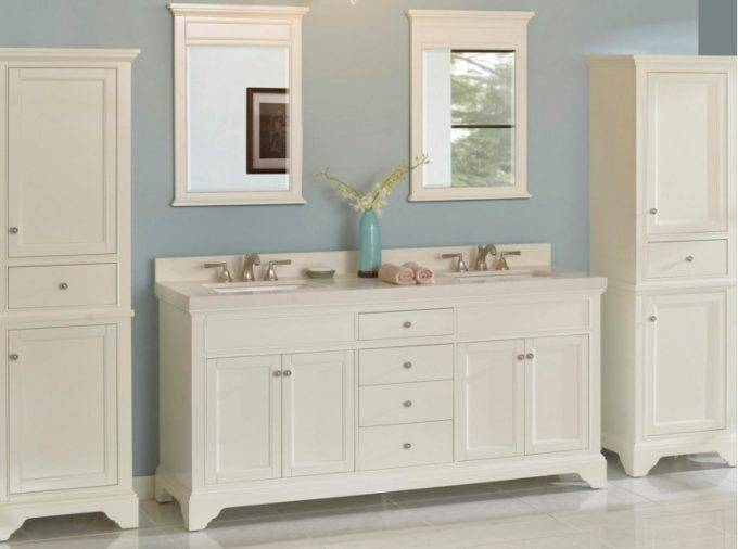 "1502V7221V 680x506 - 72"" Fairmont Designs Framingham Double Sink Vanity"