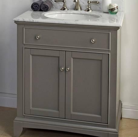 """1504V30 - 30"""" Fairmont Designs Smithfield Vanity"""