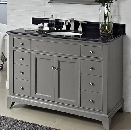 """1504V48 - 48"""" Fairmont Designs Smithfield Vanity"""