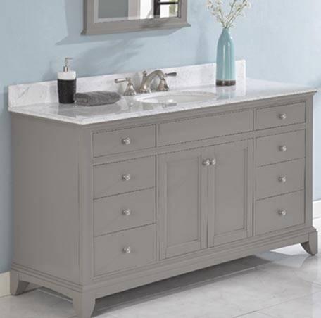 """1504v60 - 60"""" Fairmont Designs Smithfield Vanity"""