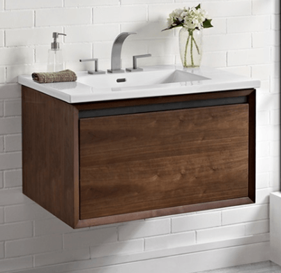 30 Quot Fairmont Designs Wall Mount M4 Vanity Bathroom