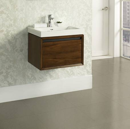 "1505wv2118 - 21"" Fairmont Designs m4 Wall Mounted Vanity/Sink Combo"