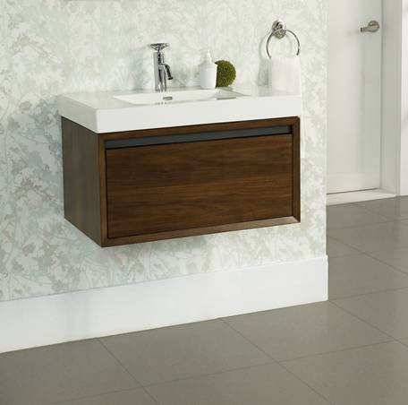 Stupendous 30 Fairmont Designs M4 Wall Mount Vanity Sink Combo Home Interior And Landscaping Ologienasavecom