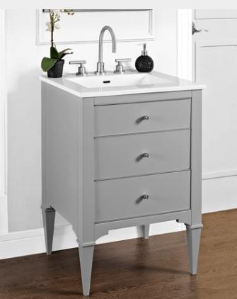 """1510 v24 - 24"""" Fairmont Designs Charlottesville Vanity"""