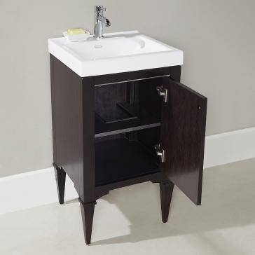 "1511 V1816A 2 - 18"" Fairmont Designs Charlottesville Vanity/Sink Combo"