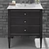 "1511 v30 100x100 - 30"" Fairmont Designs Charlottesville Vanity"