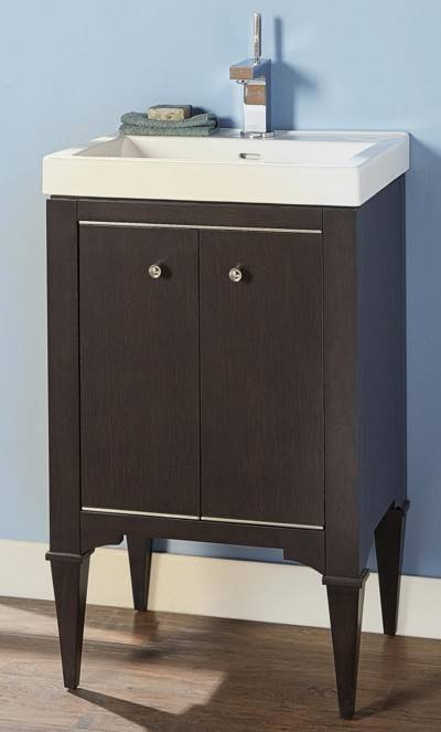 "1511V2118A 1 - 21"" Fairmont Designs Charlottesville Vanity/Sink Combo"