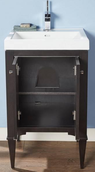 """1511V2118B - 21"""" Fairmont Designs Charlottesville Vanity/Sink Combo"""
