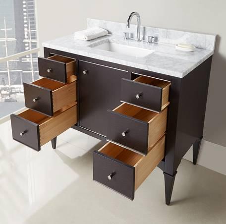 42 fairmont designs charlottesville vanity bathroom - Bathroom remodeling charlottesville va ...