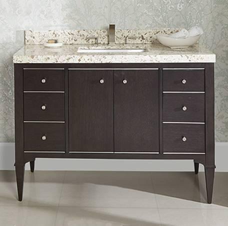 "1511v48a - 48"" Fairmont Designs Charlottesville Vanity"
