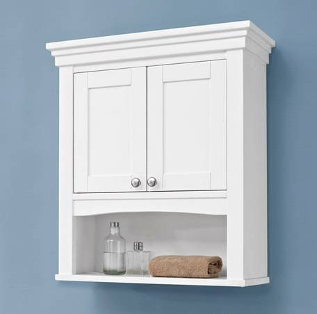 "1512bv24 - 30"" Fairmont Designs Shaker Americana Open Shelf Vanity"