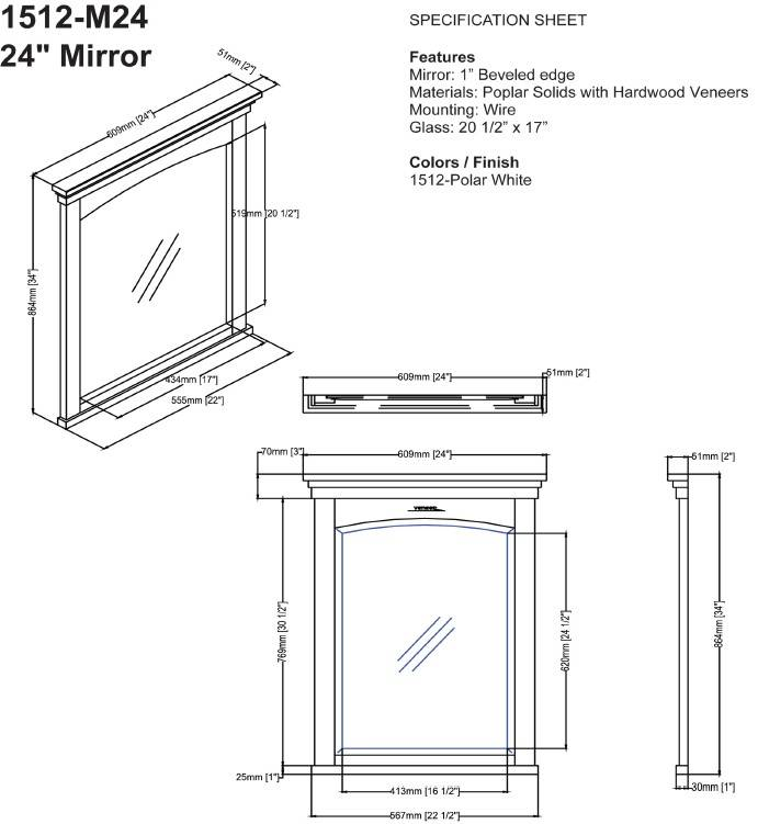"1512m24s - 60"" Fairmont Designs Shaker Americana Double Sink Open Shelf Vanity"