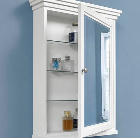"1512mc24 - 30"" Fairmont Designs Shaker Americana Open Shelf Vanity"