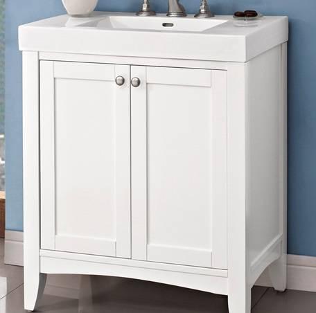 "30"" Fairmont Designs Shaker Americana Vanity/Sink Combo ..."