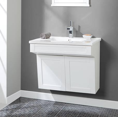 30 Fairmont Designs Shaker Americana Wall Mount Vanity Sink
