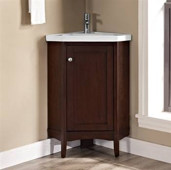26 Fairmont Designs Shaker Americana Corner Vanity Sink
