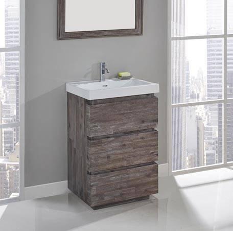 "1522V2118 1 - 21"" Fairmont Designs Acacia Vanity/Sink Combo"