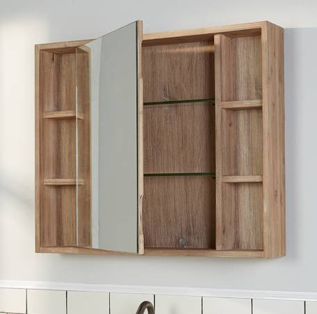 36 fairmont designs oasis vanity sink combo bathroom Bathroom vanity and medicine cabinet combo