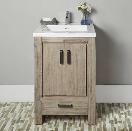 "24"" Fairmont Designs Oasis Vanity - Bathroom Vanities and More"