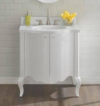 "1532V30 - 30"" Fairmont Designs Belle Fleur Vanity"