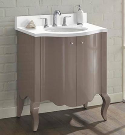 "1534V30 - 30"" Fairmont Designs Belle Fleur Vanity"