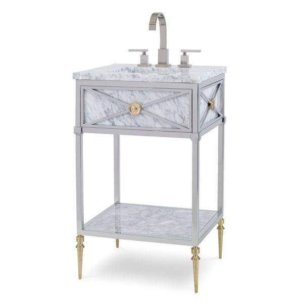 "68001110301 600x600 - 22"" Ambella Home Napoleon Petite Sink Chest"