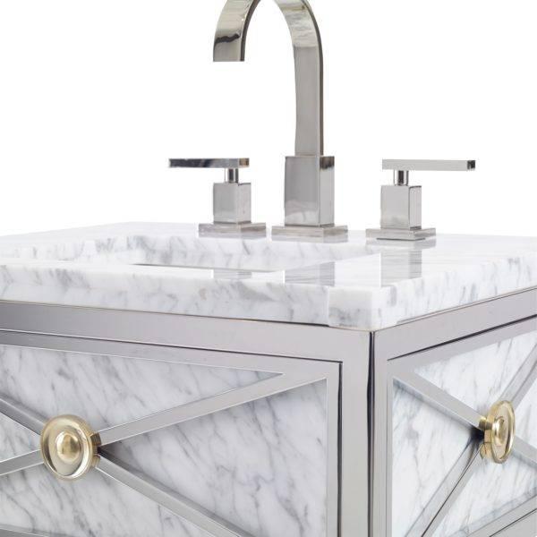 """68001110301A 600x600 - 22"""" Ambella Home Napoleon Petite Sink Chest"""