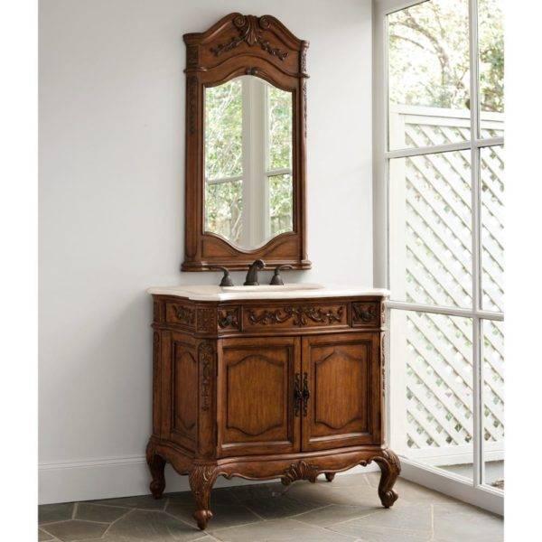 "06173110321 600x600 - 37.5"" Ambella Home Private Retreat Vanity"