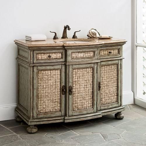 "06685110400 - 48"" Ambella Home Andalusian Vanity"
