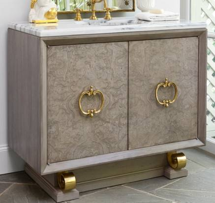 "42"" Ambella Home Moroccan Vanity - Bathroom Vanities and More"