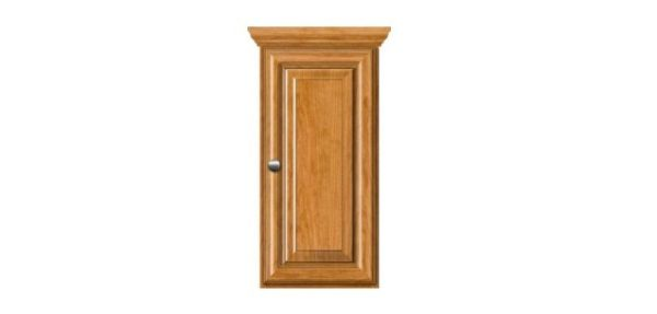 "12Traditional 600x287 - Strasser Woodenworks 12"" Traditional Wall Cubby 7 Door Styles, 15 Finishes"