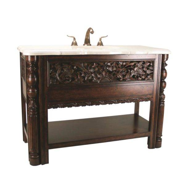 "24083110401 600x600 - 50"" Ambella Home Balinese Vanity"