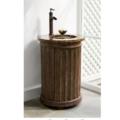 "24088110221 120x120 - 24"" Ambella Home Column Pedestal Sink Chest"