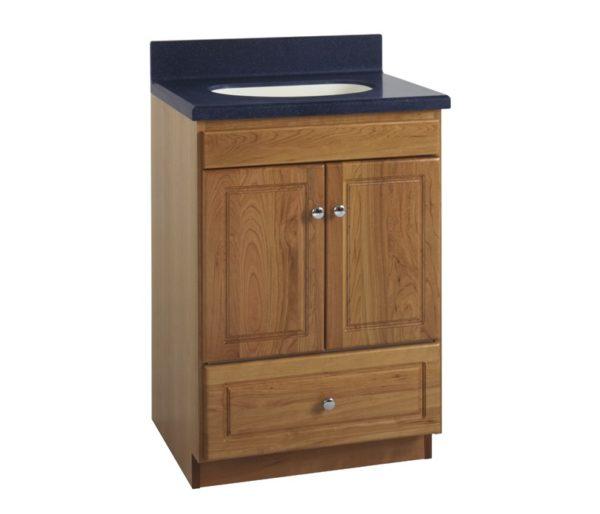 "24ml 600x514 - Strasser Woodenworks 24"" Montlake Vanity,7 Door Styles, 15 Finishes"