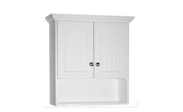 "24tradoj 600x367 - Strasser Woodenworks 24"" Traditional Overjohn 7 Door Styles, 15 Finishes"