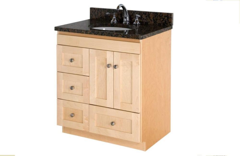 Strasser Woodenworks 30 Montlake Vanity 7 Door Styles 15 Finishes Bathroom Vanities And More