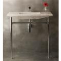 "C9836CA 120x120 - 36"" Stone Forest Cortina Sink Console- Carrara Marble"