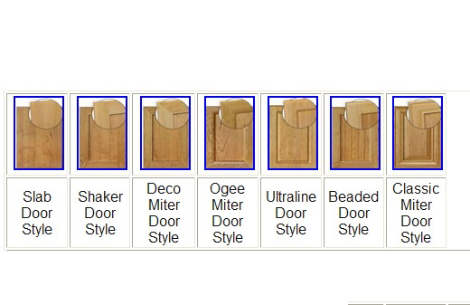 "doorstylesML - Strasser Woodenworks Ravenna 19.5"" Linen Tower, 7 Door Styles, 15 Finishes"