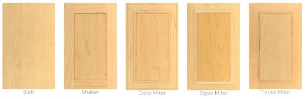 Strasser Door Styles
